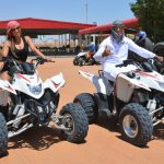 Popular family activities-quad-bike-ride-in-dubai