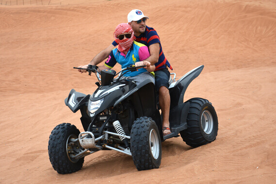 Quad Bike Adventure Dubai Quad Bike Motorcycle Dubai
